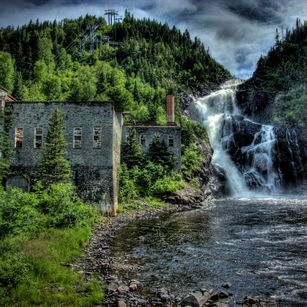 Most Beautiful Historical Sites in Quebec - Val Jalbert – Blogue / Blog – Hôtels Gouverneur